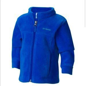 Columbia's Kids Mt II Fleece Jacket XS
